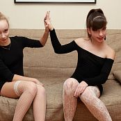 Silver Jewels Alice and Sarah Friends Set 2 0160