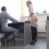 Jeny Smith Job Interview HD Video