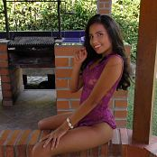 Wendy Mazo Delightful Purple Lingerie TBS 4K UHD & HD Video 008
