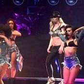 Britney Spears Me Against the Music Live POM 2014 HD Video