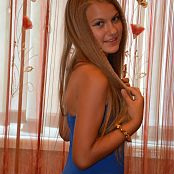 Silver Starlets Katrin Blue Dress Picture Set 2