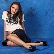Silver Stars Amy Black Skirt Set 1 1465