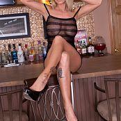 Nikki Sims Black Sheer 0799