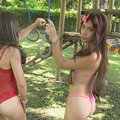 Angie Narango and Mary Mendez Dance Together In The Playground Group 3 TCG HD Video 003 270418 mp4