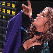 Britney Spears Toxic Live OHT Black Latex Casuit 2004 HD Video