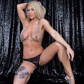 Nikki Sims Diamond Bikini 047