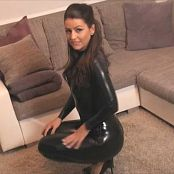 Xelina Rox Latex The wait has an end Video 280418 mp4