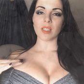 Goddess Alexandra Snow Silver Fog Trance HD Video