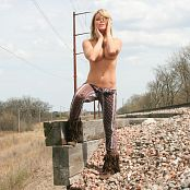Madden Down By The Tracks Picture Set