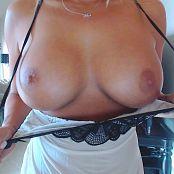 XO Gisele Black and White Lingerie 3246
