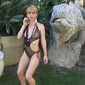 Mary Mendez Black Mesh T Back TCG HD Video 002 130518 mp4