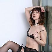 Ariel Rebel Black Lace Set 001 011