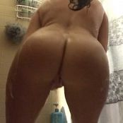 Kalee Carroll OnlyFAns Naked In The Shower Dance HD Video