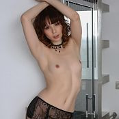Ariel Rebel Black Lace Set 002 107