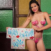 Azly Perez Clarina Ospina and Poli Molina Happy Dave TM4B Custom 148