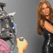 Jennifer Lopez Loreal Commercial Shoot BTS HD Video