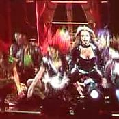 Britney Spears Toxic Sexy and Sweaty In PVC Outfit Video