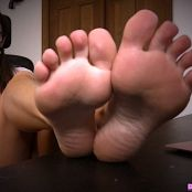 Bratty Bunny Foot Whore HD Video