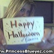 Princessblueyez 10/31/2005 Halloween Special Camshow Video