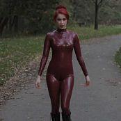 LatexBarbie Cherry's Wet Dream HD Video