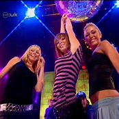 Atomic Kitten Ladies Night Live CDUK 2003 Video