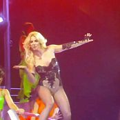 Britney Spears How I Roll Live in Sacramento CA Femme Fatale Tour HD 720p new 260518 avi