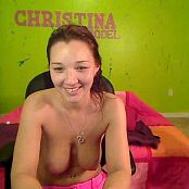 Christina Model Camshow Video 56