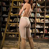 Jeny Smith White Seamless Part 1 088