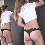 FloridaTeenModels Stormy and Breezy Twins T Shirts and Undies Untouched DVDSource TCRips 080618 mkv