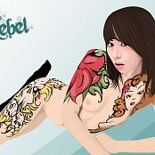 Ariel Rebel Wallpapers Pack 067