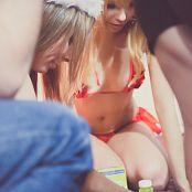 Ariel Rebel Xmas Promo with Veronica Vice BTS Pics 169