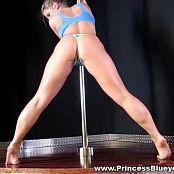 Sexy Cassandra C Working The Pole Video