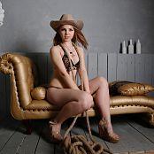MarvelCharm Rebecca Cowgirl 1123