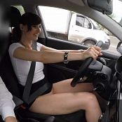 Jeny Smith Test Drive HD Video