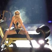 Britney Spears live at TD Banknorth Garden Breathe On Me Touch Of My Hand new 260518 avi