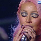 Christina Aguilea Medley Live RMA 2016 HD Video