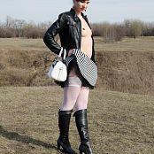 Jeny Smith Me Posing Around The City 0746