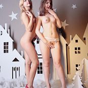 MarvelCharm Rebecca and Violet Winter Wonderland 0707