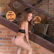Mellany Mazo Sheer Top and Black Thong TBS 4K UHD Video 017 050718 mp4