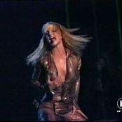 Britney Spears Overprotected live in Las Vegas Konzertl 030718 VOB