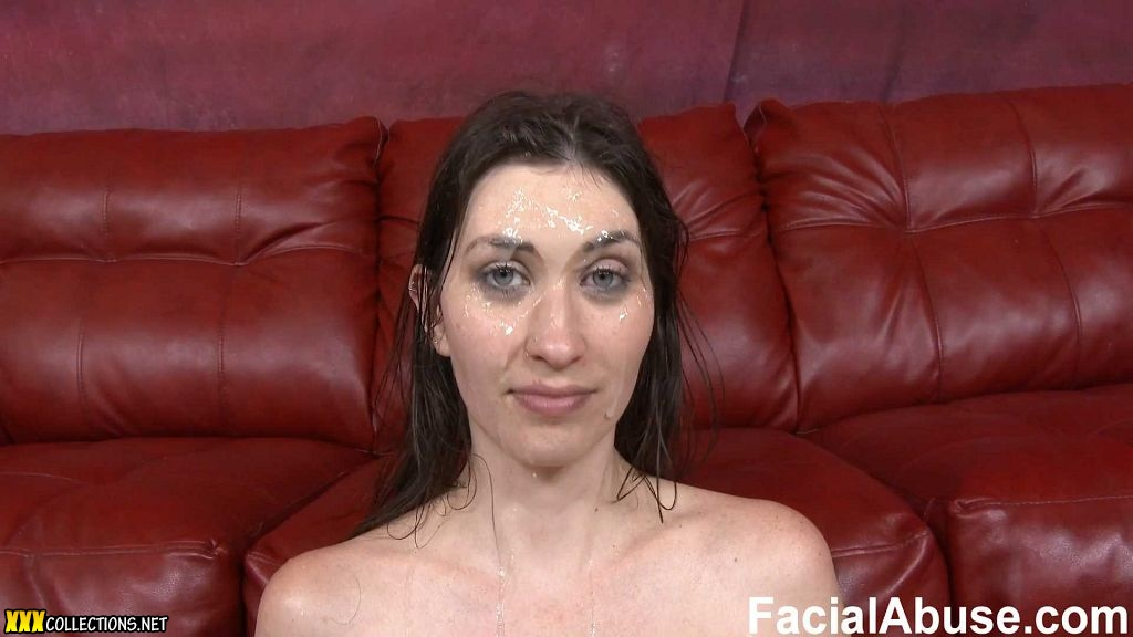 Her throat fucked whore video