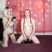 Abbey Mars and Latex Barbie ride the Sybian HD Video 070718 mp4