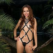 Mellany Mazo Black Tape and C String TBS Set 016 460