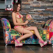Dayana Medina Sweet Body Paint TCG Set 004 317
