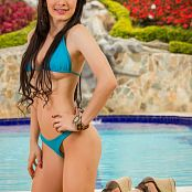 Laurita Vellas Little Blue Bikini TCG Set 002 023