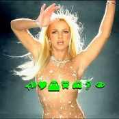 Britney Spears Toxic Almost Nude Karaoke Version 030718 avi
