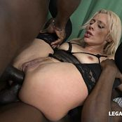 Brittany Bardot the lady is back again with double anal IV047 HD Video 130718 mp4