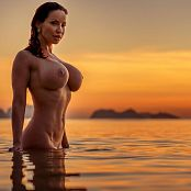 Bianca Beauchamp Sizzling Sunset Dreams Picture Set