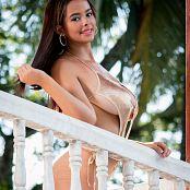 Jasmin Gold T Back Swimsuit JTM Set 004 053