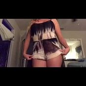 Kalee Carroll OnlyFans New dress and New Hair Video 170718 mp4